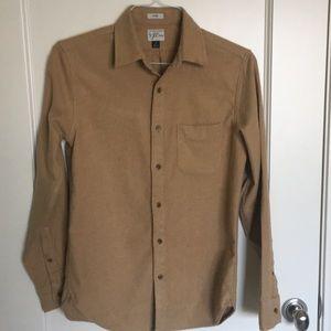 J Men's J Crew flannel shirt size small